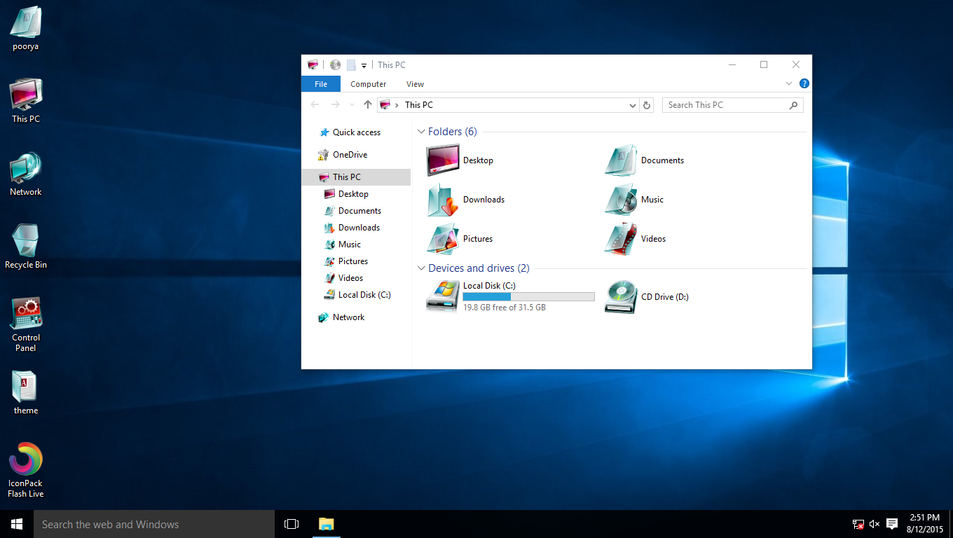 how to change digital out win 10