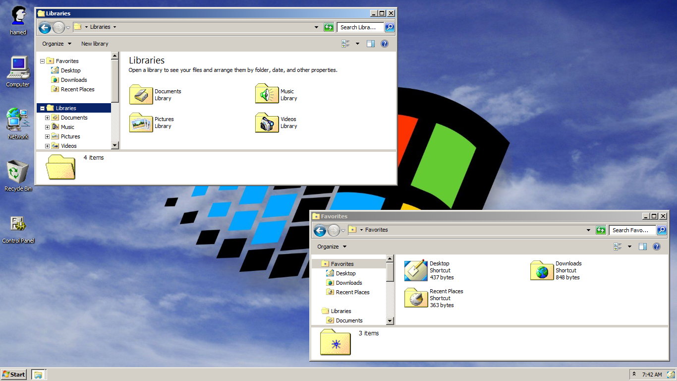 Windows 98 SkinPack - SkinPack - Customize Your Digital World