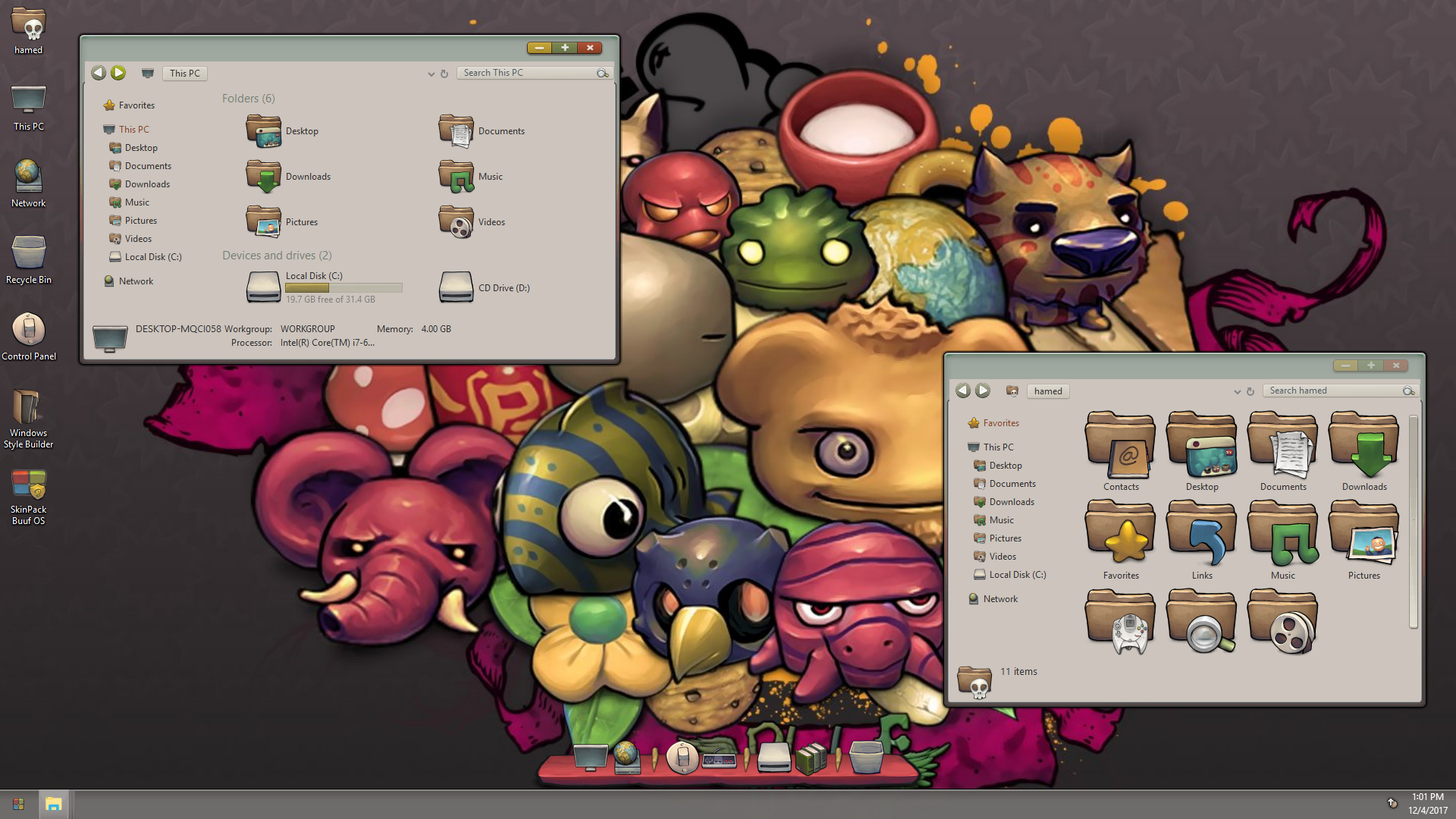 Christmas IconPack for Win7/8/8.1/10