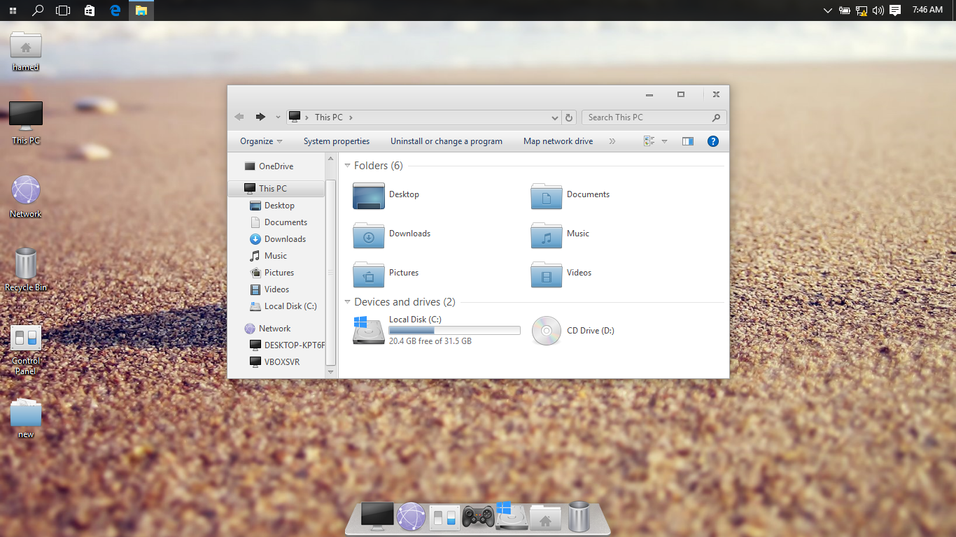 Elementary OS SkinPack for Win10 released
