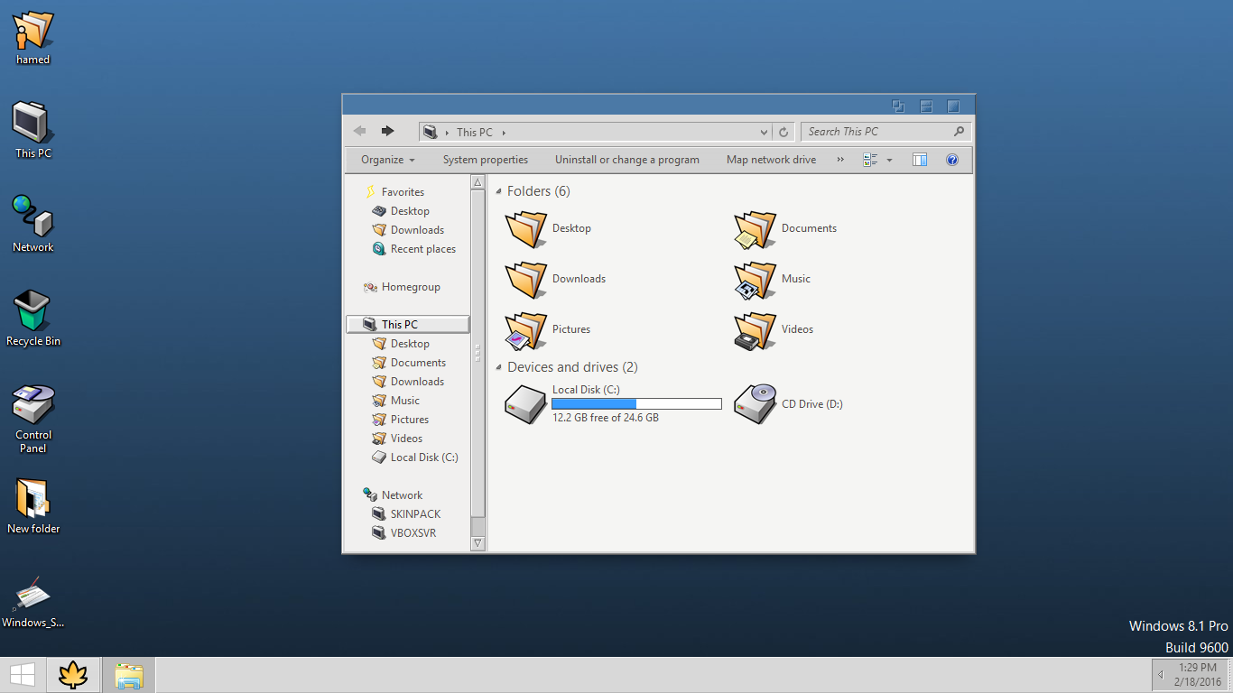 Startisback for Win10 released