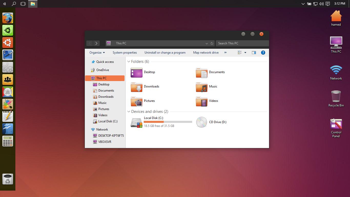 Ubuntu Light SkinPack - SkinPack - Customize Your Digital World
